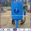 産業Sandblasterの表面のクリーニング機械のための移動式サンドブラスティングの鍋