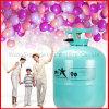 Botella de gas disponible del helio para la boda