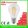 A60 LED Filament Light 6W (a60-6)