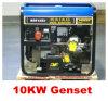 높은 Quality 10kw Open Frame Diesel Generator From Professional Factory