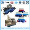 RF/cartão IC Watermeter Pré-pago inteligente de Dn15-25mm
