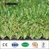 Hierba artificial plástica de la alta calidad para el jardín