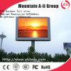 Montaña a-Li P16full Color Outdoor Advertizing LED Display