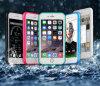 para el iPhone 6s/6s más casos ultrafinos impermeabilizan resistencia a prueba de polvo de la gota