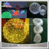 Multi luz colorida do motivo da rua do diodo emissor de luz da forma da esfera 3D
