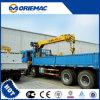 Grúa Xcm del camión 5 toneladas del auge del carro de grúa telescópica de Mounte
