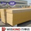 Installazione facile e pannello a sandwich veloce della parete della costruzione Polyurethane/PU