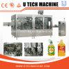 Simplemente tipo automático máquina de rellenar del aceite de cocina