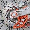 Peças sobressalentes para motocicletas OEM, Case Saver Made by Aluminium 6061-T65