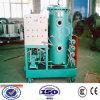 Équipement de filtration d'huile lubrifiante de vide de nettoyage d'huile lubrifiante