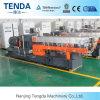Macchina di plastica dell'espulsore del sistema di pelletizzazione del filo di Tsh-65 Tenda