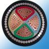 Ondergrondse 0.6/1kv 120mm 150mm 185mm 240mm XLPE 4 Prijs van de Kabel van de Macht van de Kern de Gepantserde