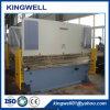 Máquina de dobra hidráulica Certificated CE da placa de metal do fabricante