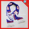 Изготовленный на заказ акриловый шарф Footall
