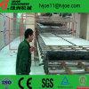 Producción especial de tableros de yeso natural