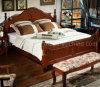 Festes hölzernes Bett-moderne Betten (M-X2742)