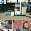 Китай 350-450кг/ч биомассы дерева брикетировочный пресс