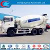 Dongfeng 8cbm de Vrachtwagen van de Concrete Mixer voor Verkoop