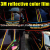Grado de 3m coche láminas reflectantes