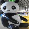 Le mascotte olimpiche gonfiabili per gli atleti portano la buona fortuna