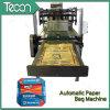 Sac de papier à grande vitesse de valve automatique faisant des machines