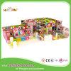 Los niños las diapositivas de plástico accesorios de patio de recreo con túneles