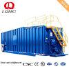 Fract barro remolque Tanque de depósito de almacenamiento para la venta