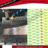 Cadeira de plástico com molde de injeção de projeto Rattan