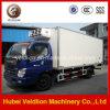 Foton 4X2 20m3 Freezer Van Truck auf Sale