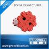 Prodrill Turgen Carbride DTH Bit for Drilling