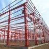 Bâtiments élevés d'atelier de structure métallique de Coût-Performance