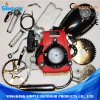 Baja el costo del combustible del motor de gas para bicicleta kit de motor