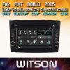 Voiture de l'écran tactile de Windows Witson DVD pour FIAT Doblo 2016