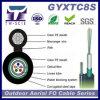 Im Freien Luftfaser-Optikkabel mit selbsttragendem Kurier Gyxtc8s