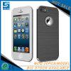 360 de volledige Dekking van de Telefoon van het Geval van de Borstel van het Geval van de Dekking voor iPhone 7 Geval