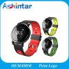 Pulsera elegante impermeable del perseguidor de la aptitud de la supervisión de la presión arterial del ritmo cardíaco del Wristband del GPS