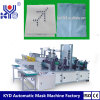トンコワンKyd自動使い捨て可能な非編まれたファブリックヘッドレストカバー機械Mnufactory