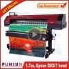 Boquilla Dx5 de Funsunjet Fs-1700m uno para la impresora de la etiqueta engomada 1.7m-Wide del vinilo de la impresión