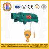 Élévateur électrique de câble métallique de vente chaude employé couramment dans des grues