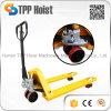 Carro de paleta hidráulico de la mano de la CA de Tpp con Ce