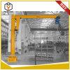 Treuil de levage électrique pivotante légers 2 tonnes pour la vente de grue de la flèche
