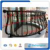 Rete fissa del balcone del ferro galvanizzata professionista per la decorazione