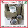 Color marrón fuerte adhesión de sellado de cajas de cartón cinta adhesiva