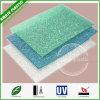 De Types van Lexan van het In reliëf gemaakte Blad die van het Polycarbonaat Plastic Blad buigen