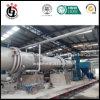 Betätigte Kohlenstoff-Maschine und Aufbau-Versorger