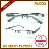 Randlose Glas-halber Rahmen-Brille der Anzeigen-RM229