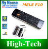 2014 aire Fly Mouse Keyboard 2.4G Wireless Air/Fly Mouse Android Google TV Box Air Fly Mouse