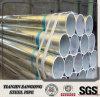 40g de zinc pré tuyau rond en acier galvanisé