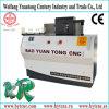 Máquina BWZ-E metal Canal Carta de flexión de fabricación de la muestra