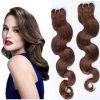 100% de cabelo humano extensões, Onda de extensão de pêlos do corpo